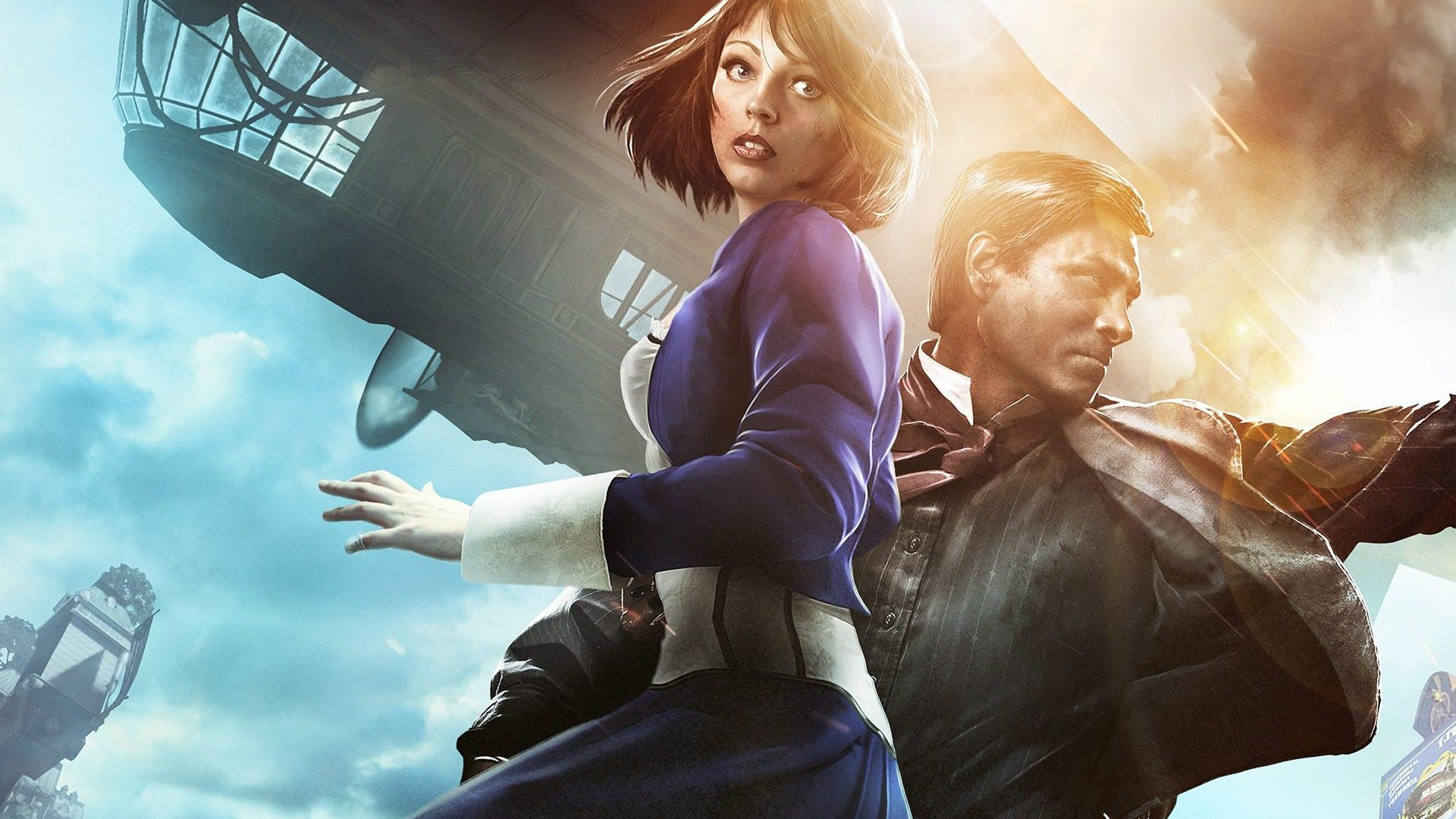 Pin by AliceEve313 . on Industrial Revolution | Bioshock infinite, Bioshock, Bioshock infinite elizabeth