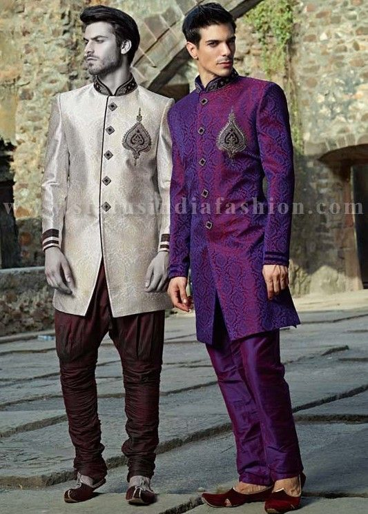 sherwani, indian wedding wear, groom sherwani, best sherwani ...