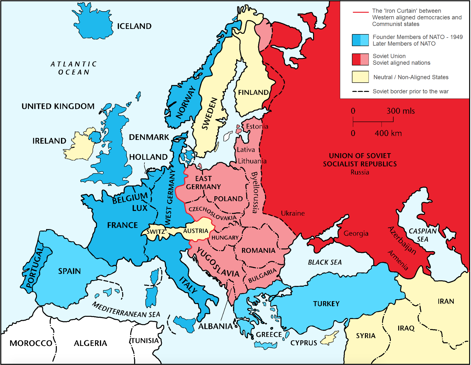 eastern europe and the cold war The cold war in western & eastern europe - chapter summary and learning objectives spanning from 1945-1991, the cold war between the us and the soviet union was a period marked by economic.