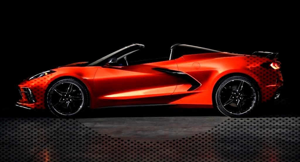 GM Says 2020 Corvette Stingray Is Already...GM Says 2020 Co...