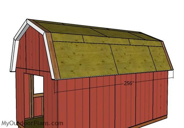 12x20 Gable Roof Storage Shed Plan Included In The Shed Plan Are Step By Step Directions With Photos And A P Diy Shed Plans Wood Shed Plans Diy Shed