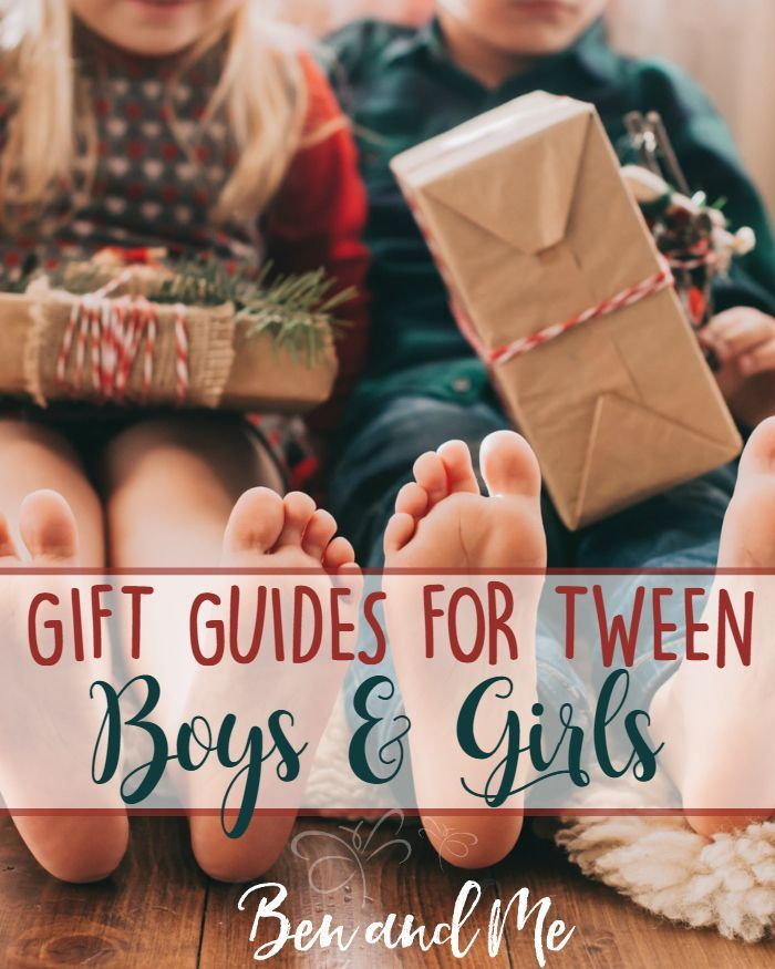 Gift Guides for Tween Boys and Girls | Pinterest