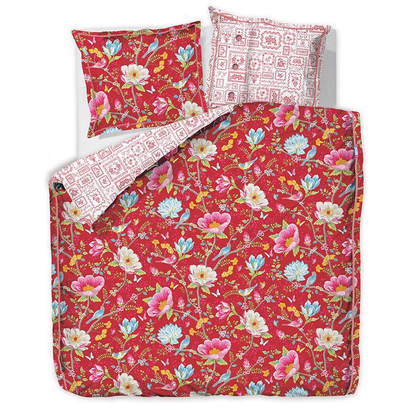 pip studio p slakan b ddset chinese garden r d s ngkl der bedlinen bettw sche b dda bedding. Black Bedroom Furniture Sets. Home Design Ideas