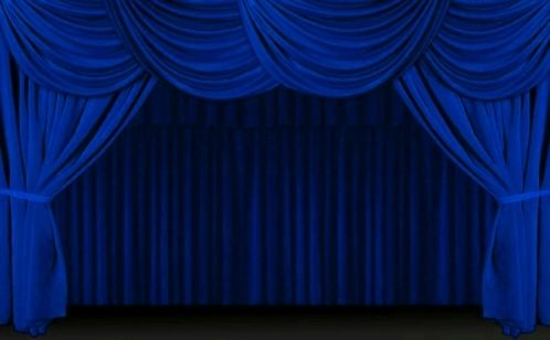 Curtains Ideas blue stage curtains : 17 Best images about Backgrounds on Pinterest | Stage curtains ...