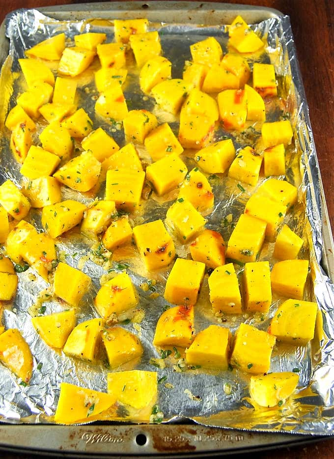 Roasted Golden Beets Holy Cow Vegan Recipes Recipe Roasted Golden Beets Golden Beets Recipe Beet Recipes
