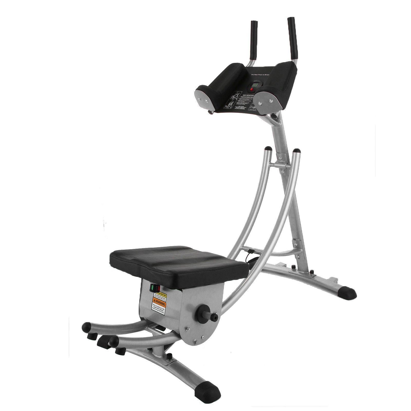 OrangeA Abdominal Coaster Fitness Equipment Ab Trainer with Bottom ...