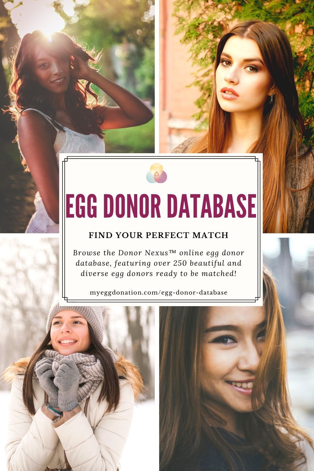 Egg Donor Database • Find an Egg Donor Donor Nexus™ in