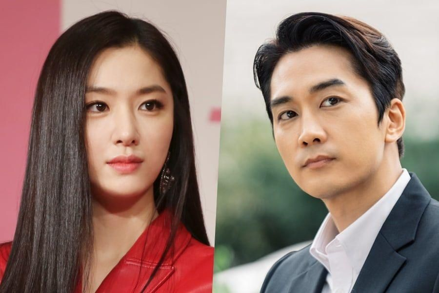 Seo Ji Hye Confirmed To Star Alongside Song Seung Heon In Upcoming MBC Romance Drama