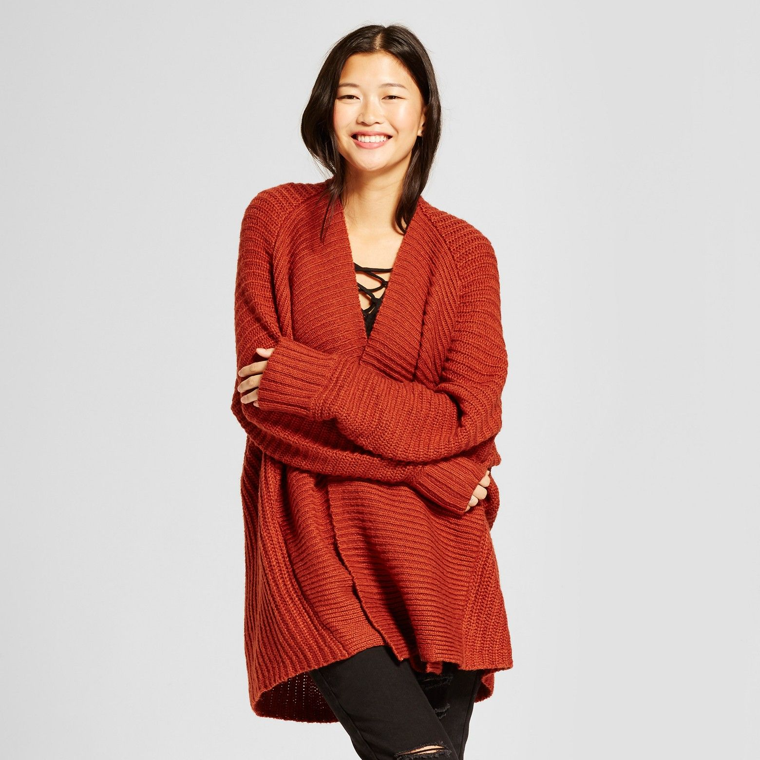 TARGET: Layer up in style with the Oversized Cocoon Cardigan from ...