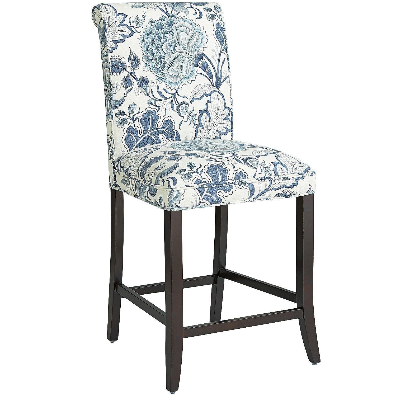 Stupendous Angela Deluxe Bar Counter Stools Indigo Meadow Pier 1 Machost Co Dining Chair Design Ideas Machostcouk