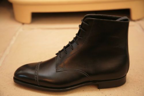 1e80feb0e0121 Details about Handmade Mens Oxford Dress Boot