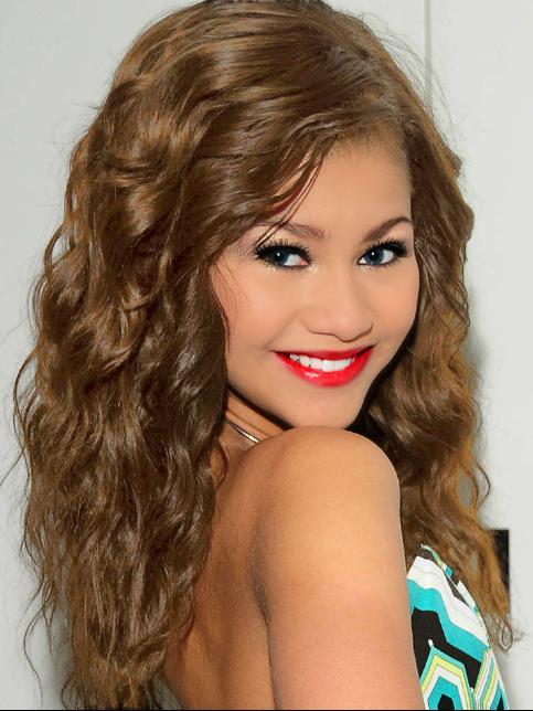 Zendaya Hairstyle 2017 And Hair Color Zendaya Hairstyles Hair