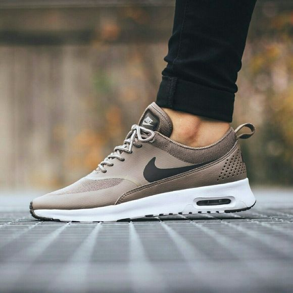 super popular 2767f 215c7 Nike Air Max Thea Tan Beige White NO Trades NO Swaps Selling Only Brand  New, With Box Size 6.5 OTHER SIZES AVAILABLE 5-9.5 related: roshe run  flyknit yeezy ...