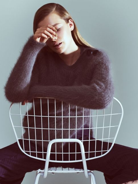 Stylist Maiken Winther - Editorial -Nouvelle - A fashion and beauty blog - curated by Maiken Winther