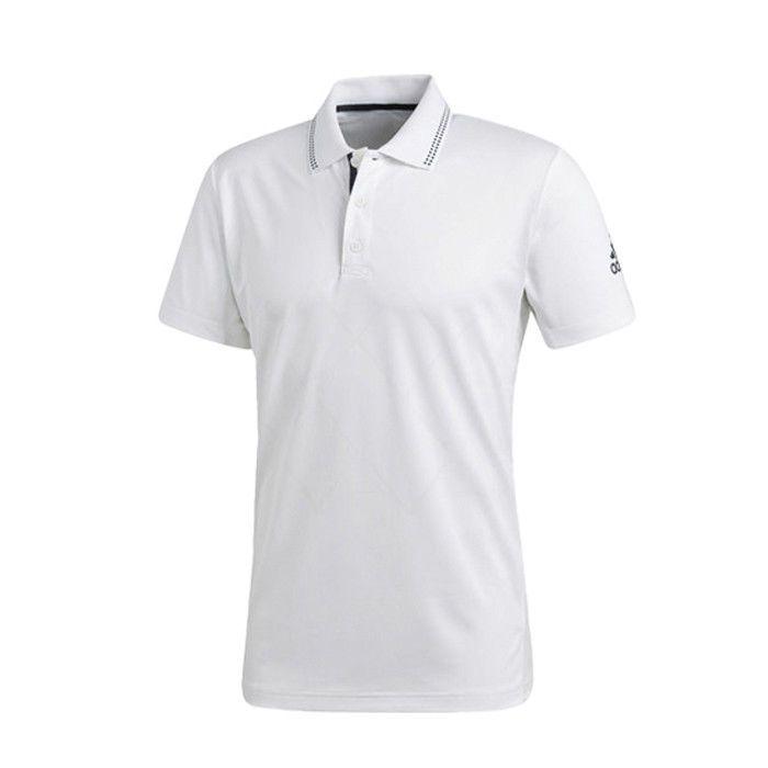 adidas Men's Barricade Engineered Tennis Club Polo Shirt Climacool White  CE1396 | Jo wilfried tsonga, Tennis clubs and Polos