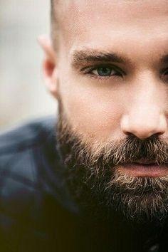Bald With Beard Style