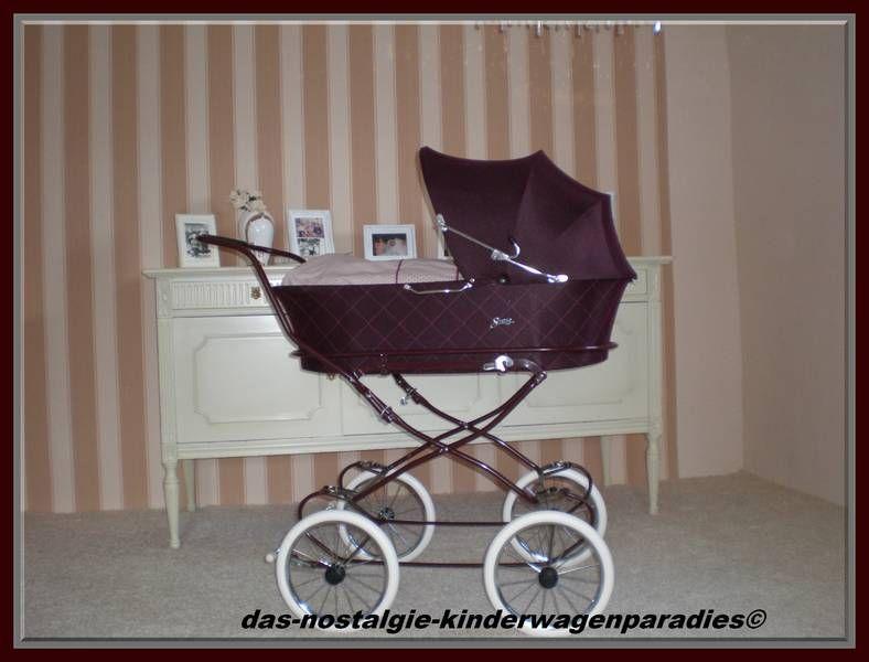 das nostalgie kinderwagenparadies kinderwagen. Black Bedroom Furniture Sets. Home Design Ideas