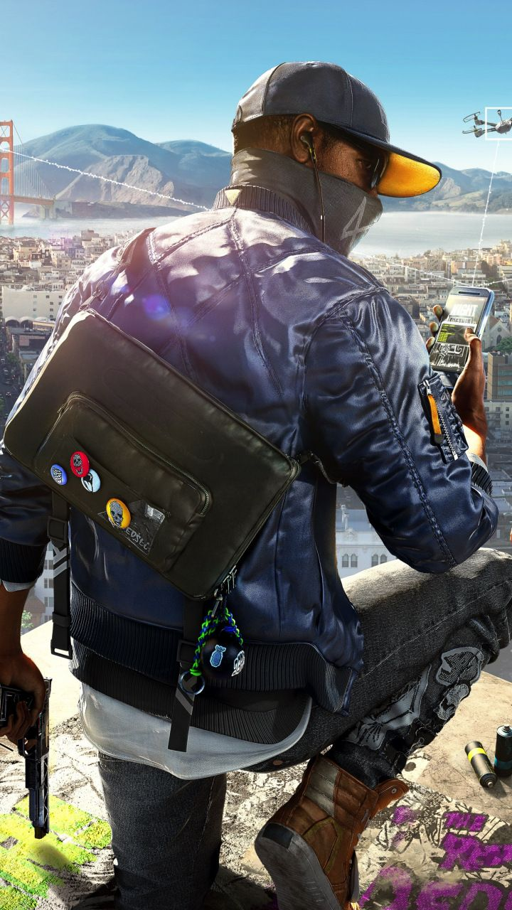 Watch Dogs 2 Video Game Cityscape Watch Dogs Watch Dogs 1 Dog Wallpaper