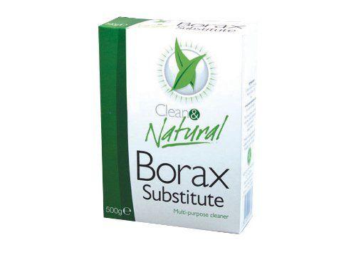 Borax and Borax Substitute Baking Soda Oxiclean Washing ...