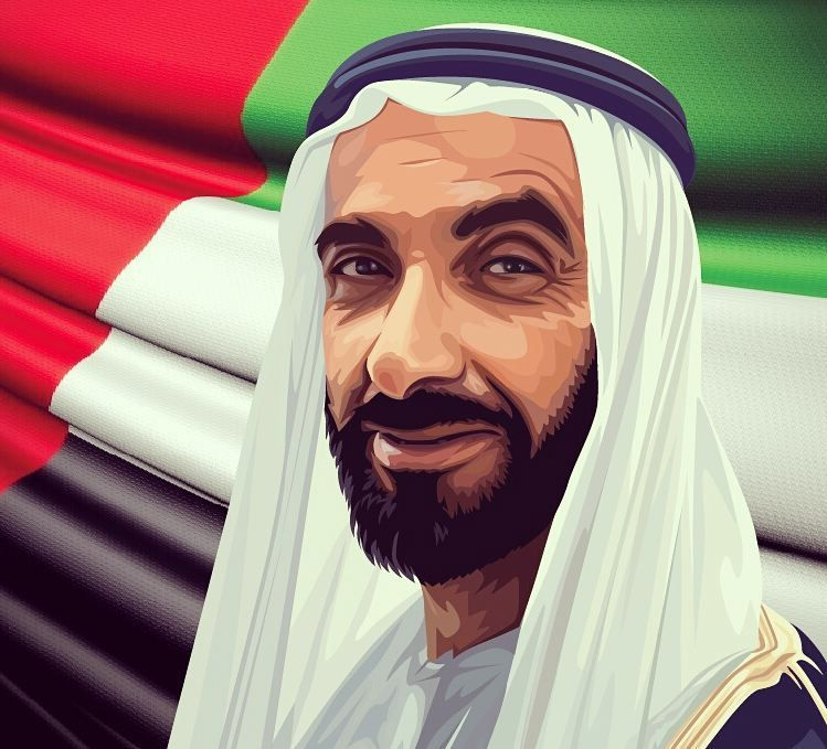 15 Photos That Celebrate Uae Flag Day In A Glorious Way What S On Dubai Uae Flag Uae National Day Portrait