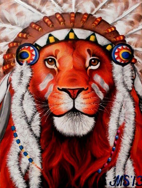 9faf2155395 native american headdress painting - Google Search