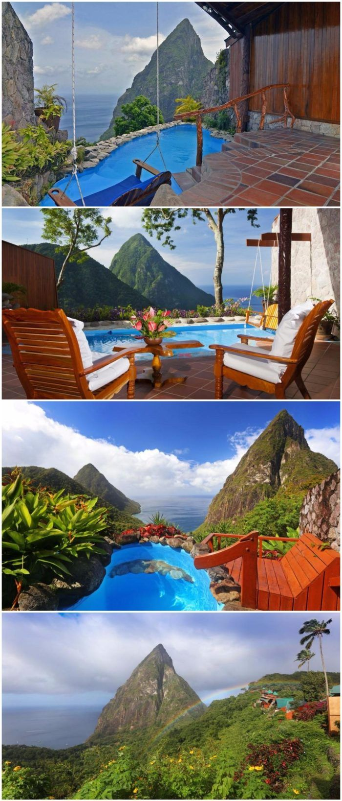 Ladera Resort St Lucia Which City To Travel Ladera Resort Ladera Resort St Lucia St Lucia Honeymoon