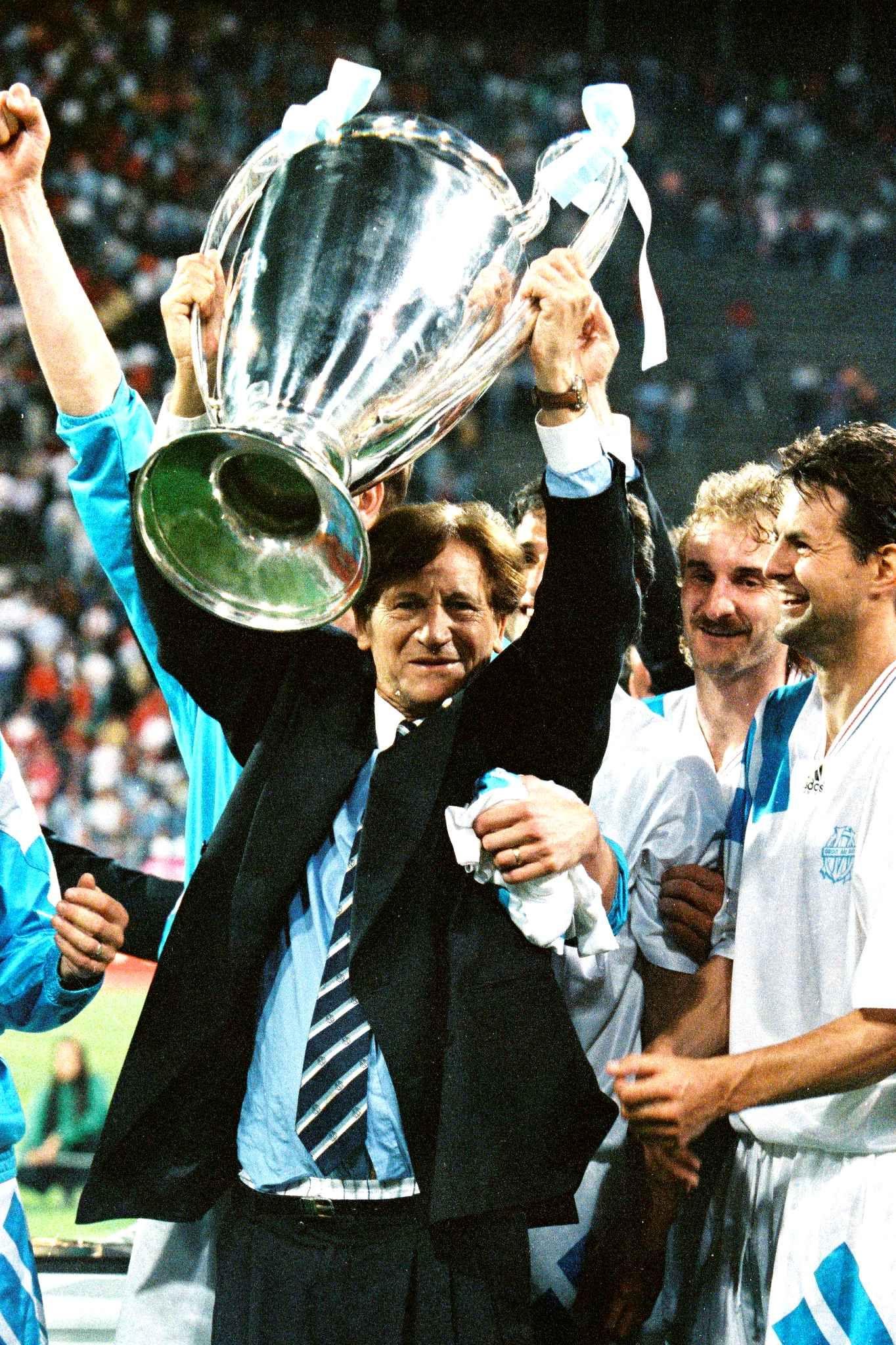 Il y a 25 ans, l'OM remportait la Ligue des Champions | Olympique ...
