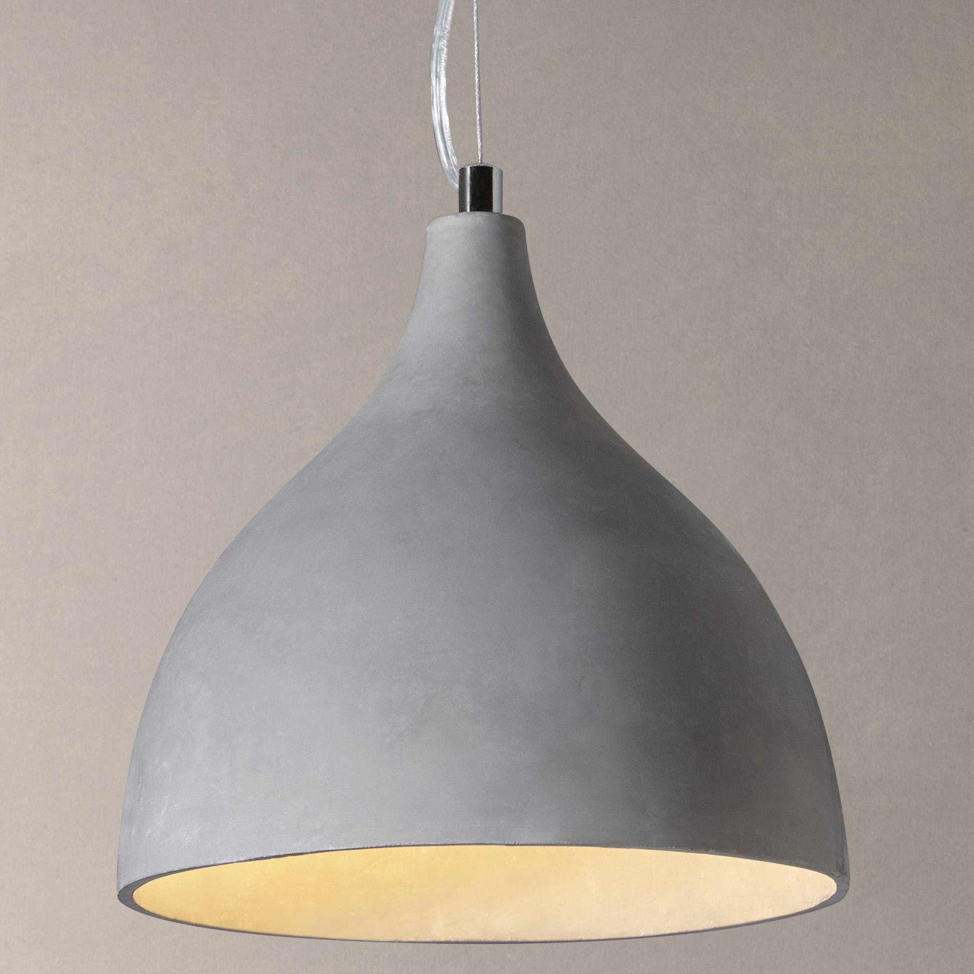 concrete products pendant ansicht muse light long folly
