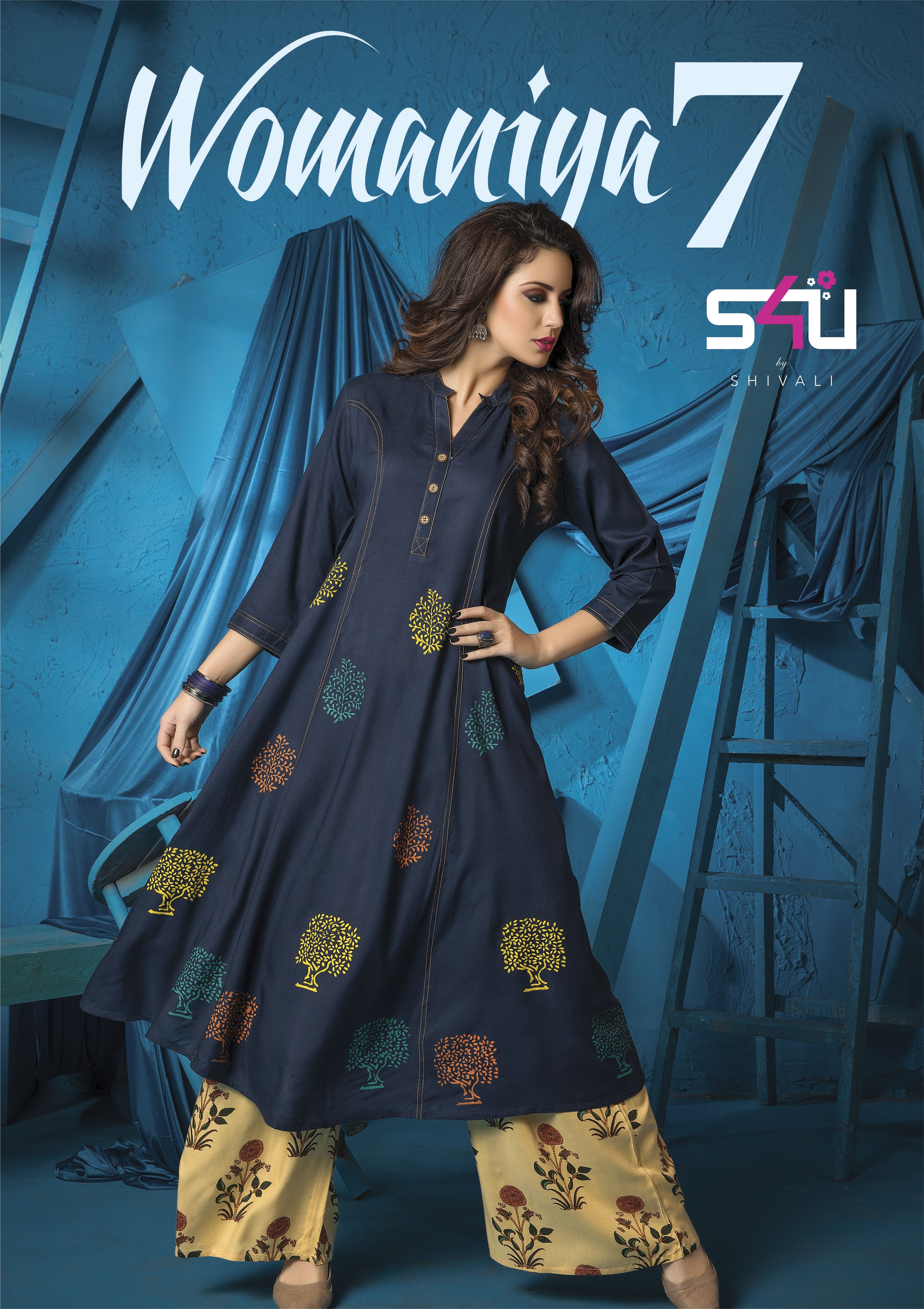 fb208499ee S4U by Shivali added 20 new photos. Published by Nitin Gupta · March 23 at 3:22pm  · #SummerIsAlmostHere Fall in love with super cool kurti & palazzo sets ...