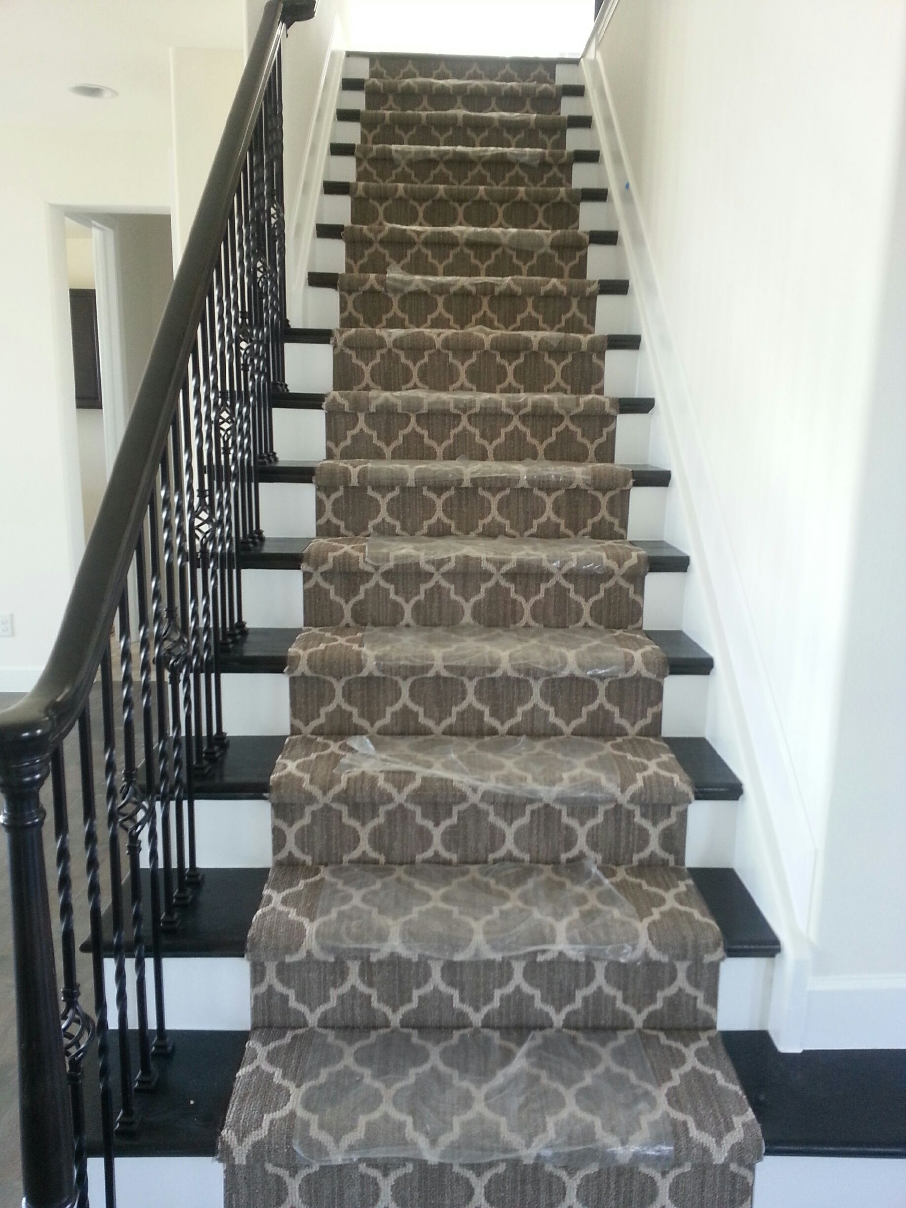 Best Taza Carpet From Tuftex On The Staircase So Elegant 400 x 300