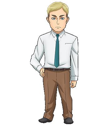 TVアニメ『進撃!巨人中学校』2015年10月放送開始!
