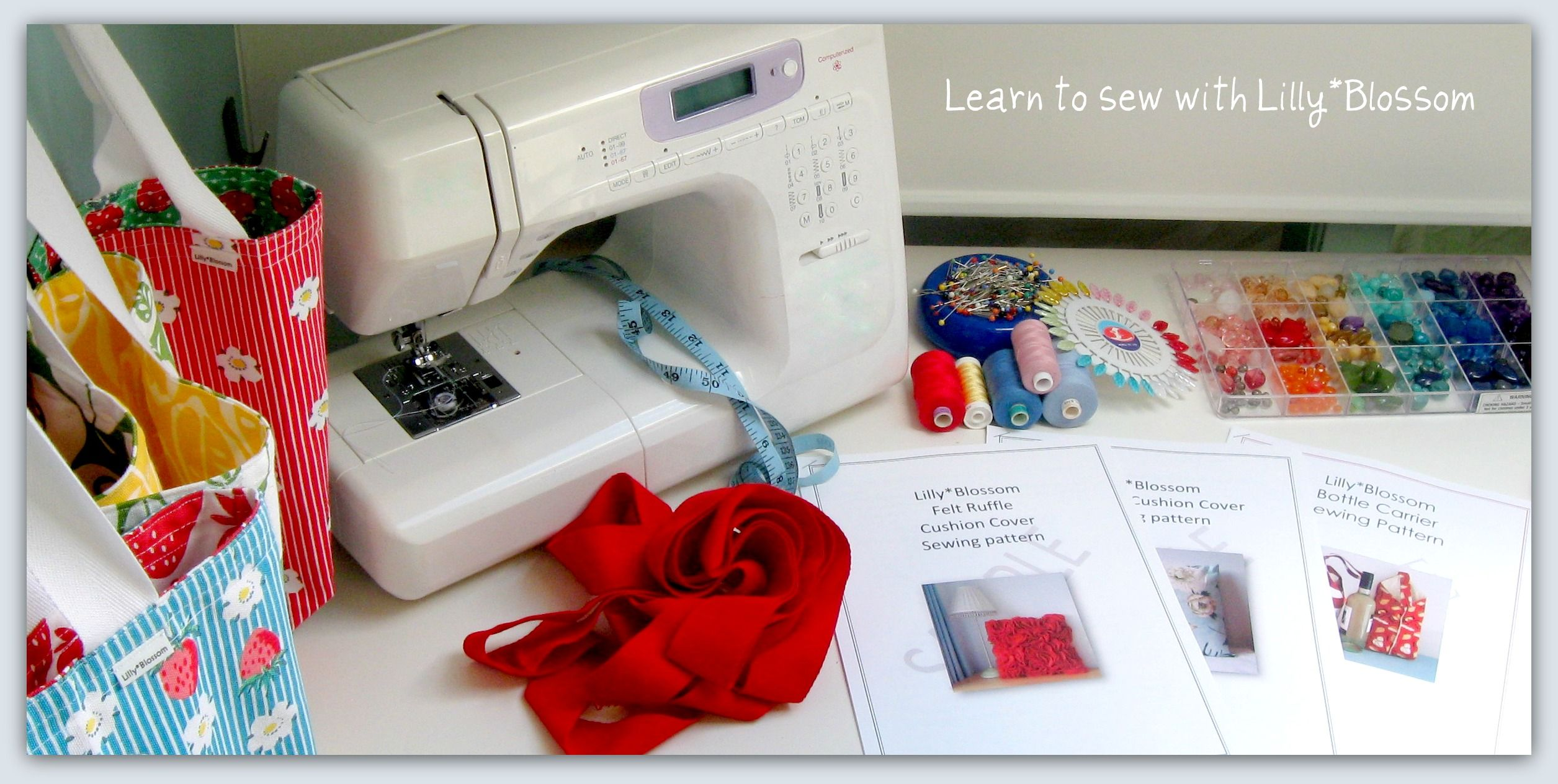 you know you want to sew! I want a sewing machine... liquid stitch will only get me so far..