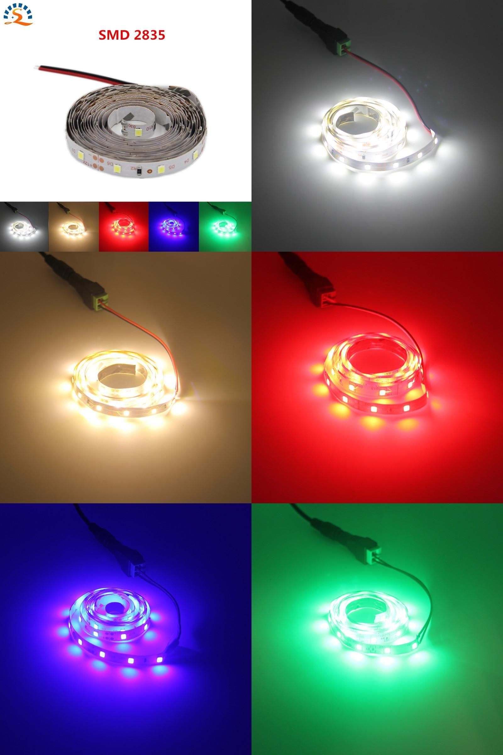Visit To Buy 5m 3m 1m Led Strip Waterproof 300leds Flexible Lamp Belt Super Bright Rgb Led Light 12v Dc Red B Green Led Lights Led Light Lamp Rgb Led Lights