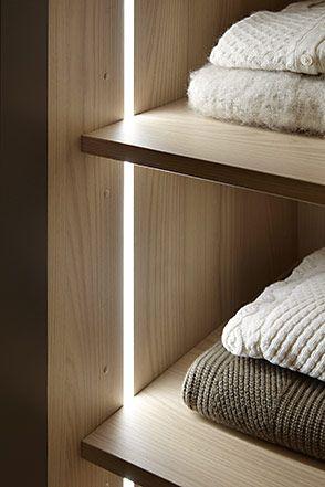 Vertical Closet Storage Ideas