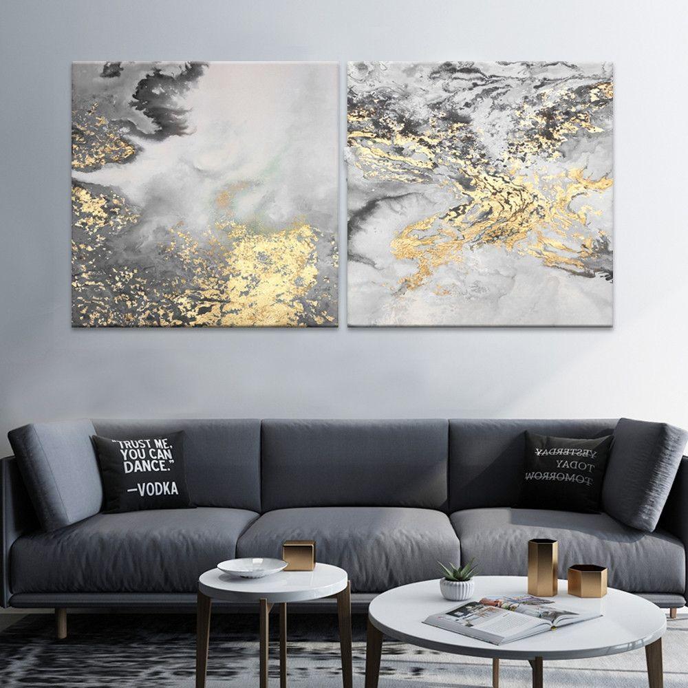 Peinture Multiple Moderne Tableau Abstrait Peinture Peintures A L Huile Abstraites