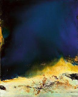 Zao Wou-Ki. from Art et Vie - Anne Dijon-Willame: ...