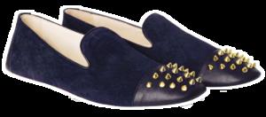 Gauteng Babouche Navy Blue €184,00