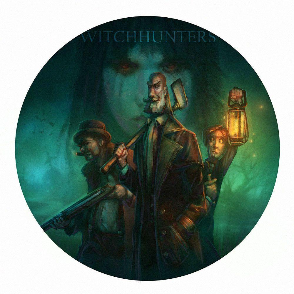witchhunters, Pavel Tomashevskiy on ArtStation at https://www.artstation.com/artwork/witchhunters