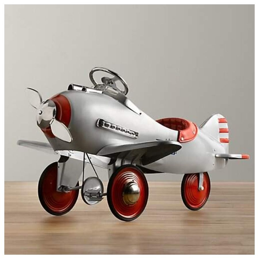 Antique Airplane Tricycle : Beautiful children s toys that double as design pieces