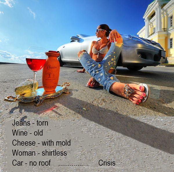 World crisis, Hmm