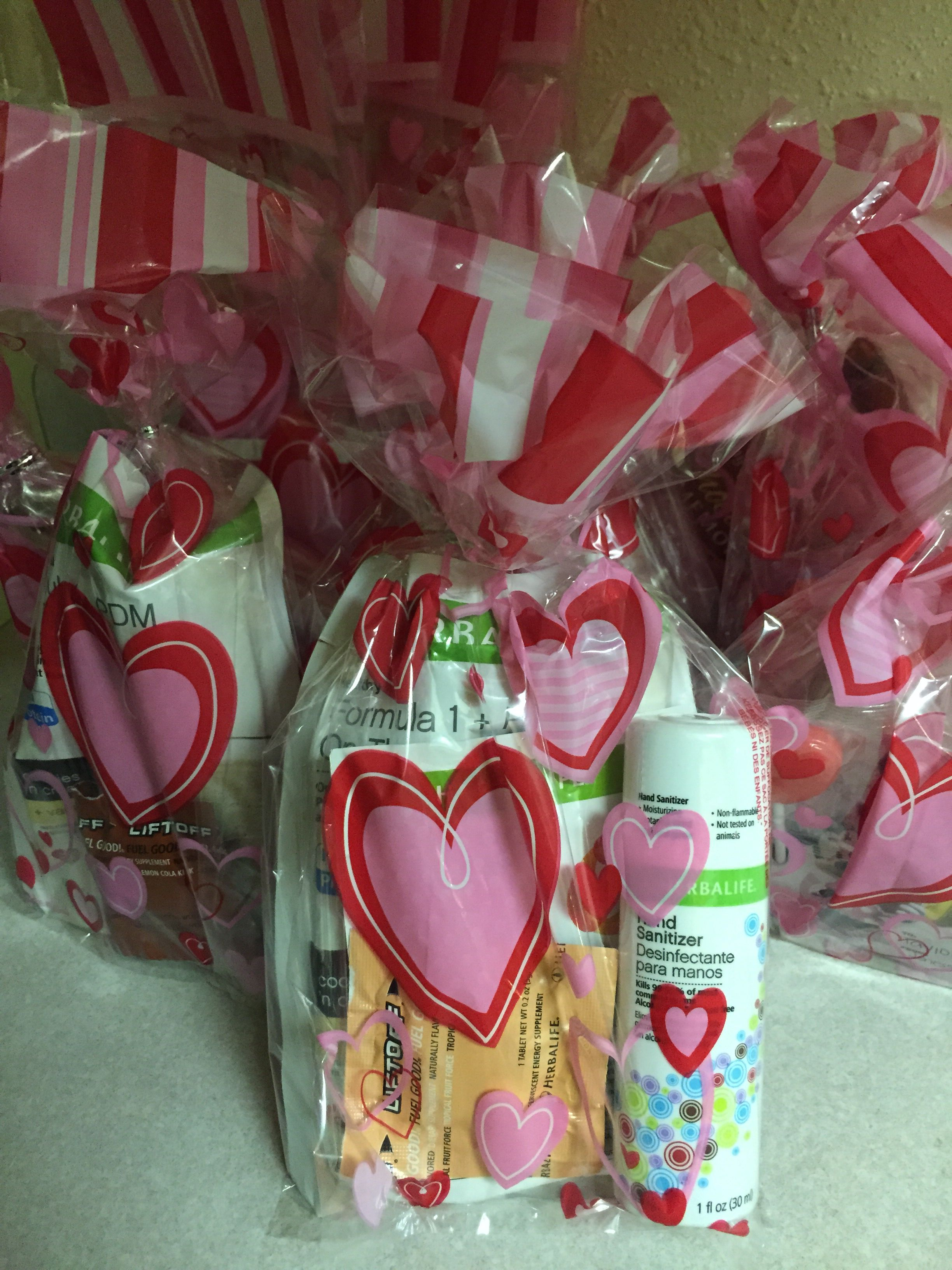 Valentine S Goodie Bag Formula One Pdm On The Go Total