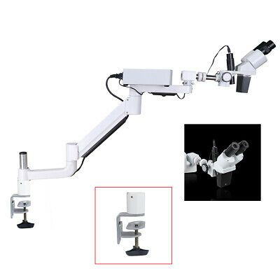 (Ad)(eBay) Dental Surgical Operation Stereo Microscope with 5W LED Light Fixing … b317ecbbc50f5d8ccbe254c268636987
