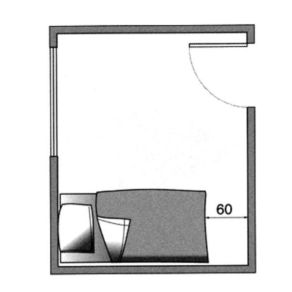 Plan chambre  où mettre le lit dans la chambre ?