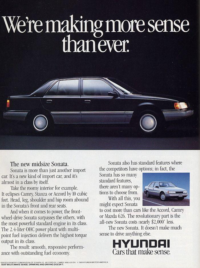 19 Hyundai Advertisements Ideas Hyundai Vintage Advertisements Hyundai Cars