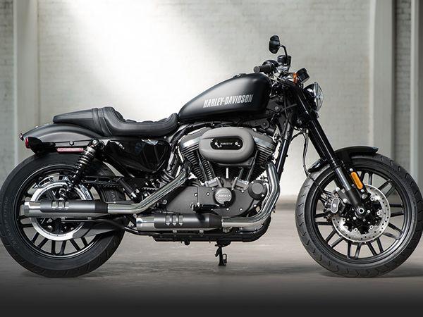 دراجات هارلي دافيسون تأسر قلوب العالم Luxury Life Amwal Harley Davidson Sportster Harley Davidson Roadster Custom Motorcycles Harley