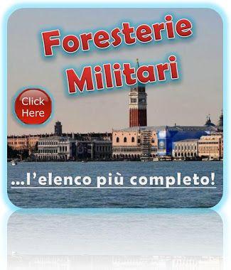 Offerte sconti Convenzioni Militari Esercito Italiano Outlet Stato Maggiore Difesa Foresterie Basi Logistiche viaggi vacanze Assicurazioni Biglietti