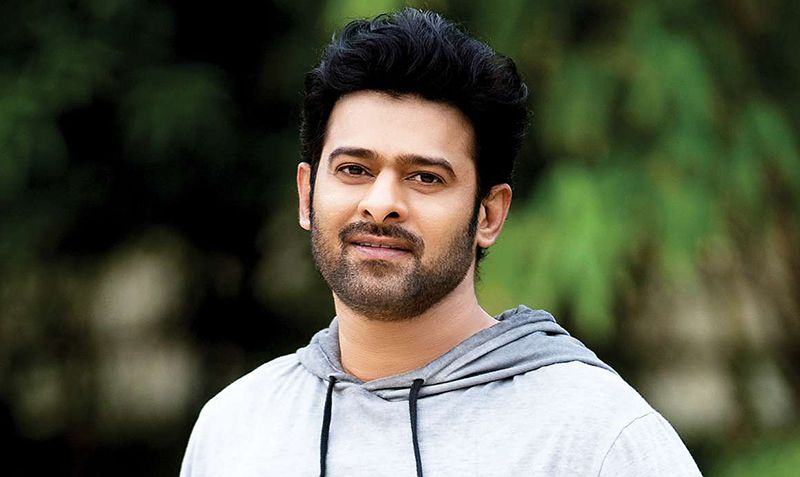 Hunky Heartthrob Prabhas is all set to conquer hearts through his arrival in Instagram