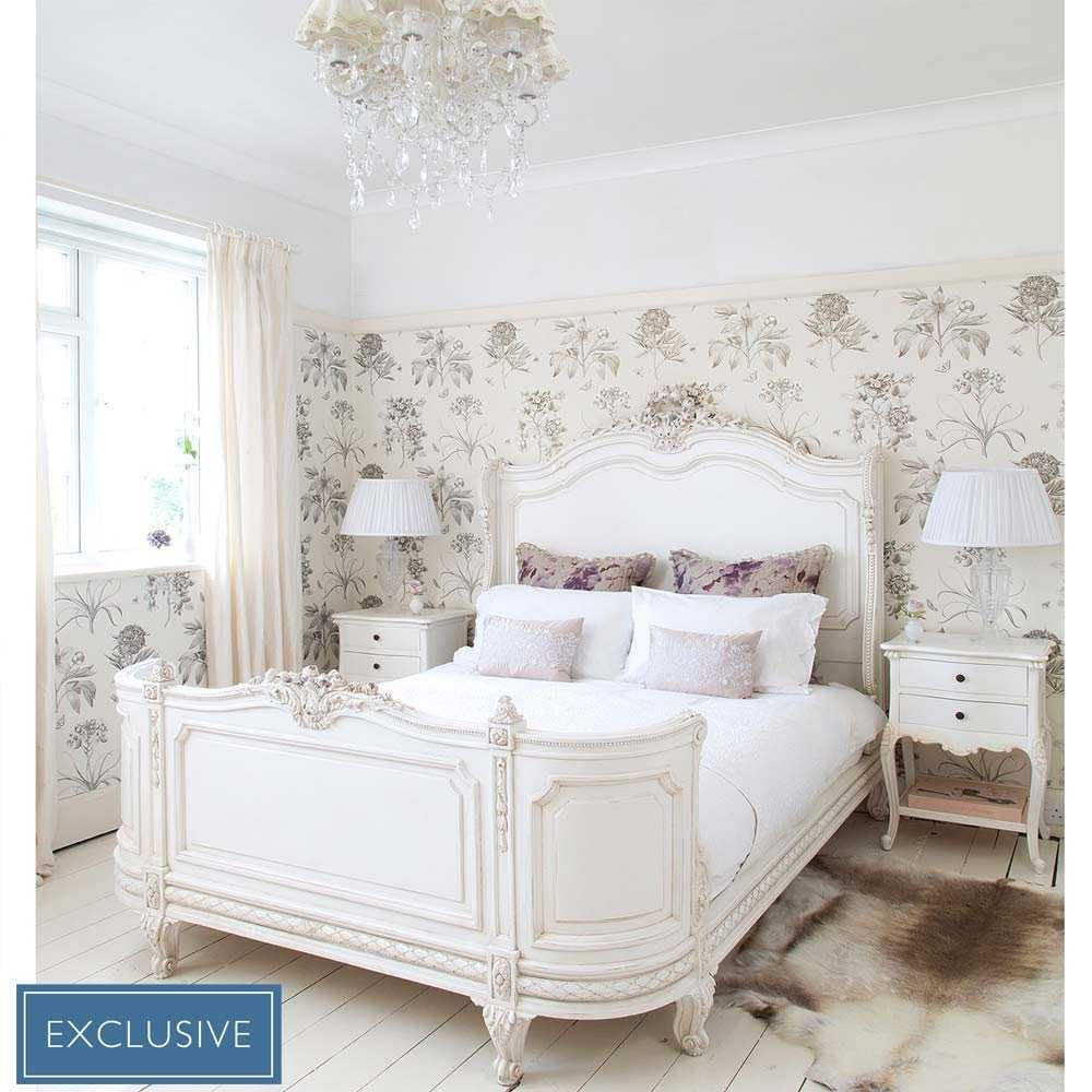 provencal bonaparte french bed luxury bed french bedrooms rh pinterest com