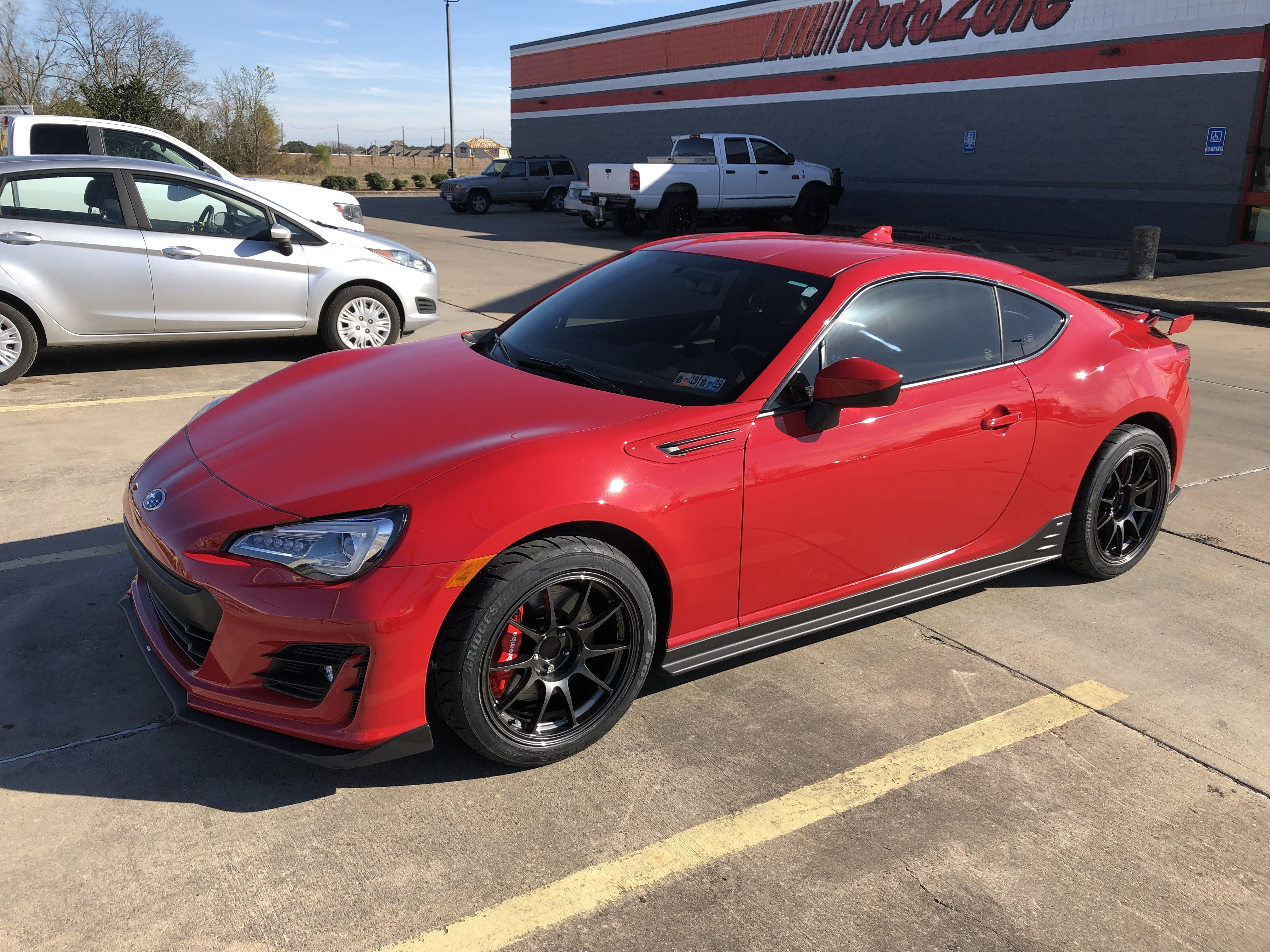 2017 Brz Performance Pack Scca Autocross Stx Project Car For 2019 Season In Houston