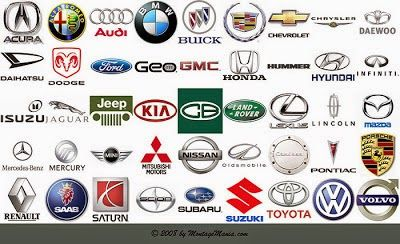 Car Logos Car Logos Car Names List Car Manufacturers